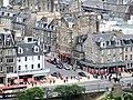 View from the Castle, Edinburgh - geograph.org.uk - 503084.jpg