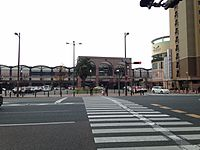 View of East Entrance of Sasebo Station.JPG