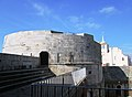View of Round Tower in Portsmouth 2.jpg