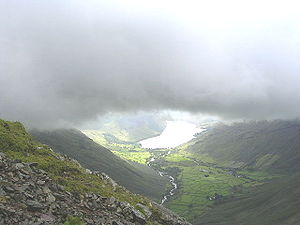 View of Wastwater from side of Great Gable.JPG