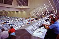 View of the KSC firing room on Apollo 15 launch day.jpg