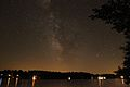 View of the Milky Way over Brantingham Lake.jpg