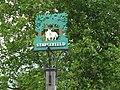Village sign for Staplefield - geograph.org.uk - 1469612.jpg