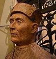 Vincenzo Onofri, Busto di Virgilio Bargellini, particolare, Museo Davia Bargellini.jpg