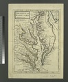 Virginia and Maryland - By H. Moll, geographer. NYPL483696.tiff
