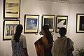 Visitors - Group Exhibition - PAD - Kolkata 2016-07-29 5138.JPG