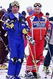 a5ce275ea0 Ski suit - Wikipedia