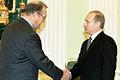 Vladimir Putin with Goran Persson-1.jpg