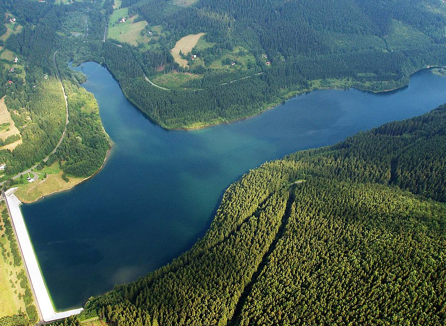 Morávka Dam