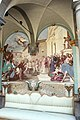 Volterrano, fasti medicei 07 Cosimo II riceve i vincitori dell'impresa di Bona, 1637-46, 01.JPG