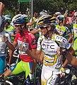 Vuelta a España 2010 - Nibali, Velits.jpg