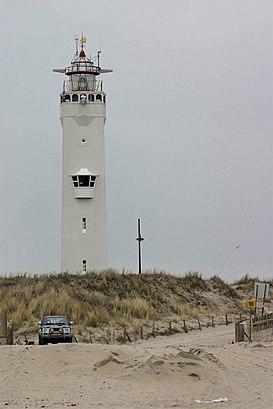 How to get to Vuurtoren van Noordwijk aan Zee with public transit - About the place