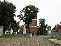 Węgorzewo, kościół śś. Piotra i Pawła, widok od pd-zach. (1).JPG