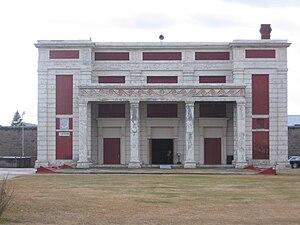Montana State Prison - WA Clark Theatre