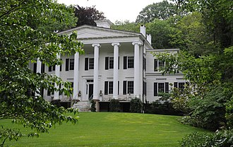 William Ferdon House - Image: WILLIAM FERDON HOUSE, PIERMONT, ROCKLAND COUNTY NY
