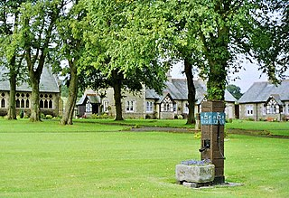 village and civil parish in Ribble Valley, Lancashire, UK
