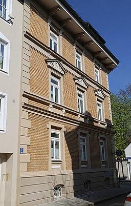Wagnerstraße in München