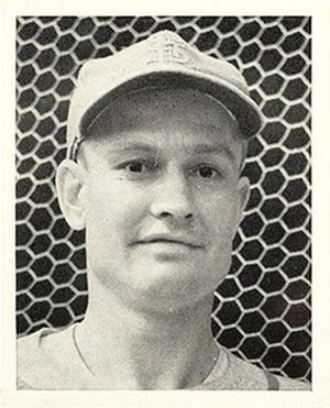 Walker Cooper - Cooper with the Cardinals
