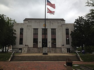 Walker County, Alabama - Image: Walker County Courthouse
