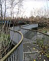 Walkway by the Wandle - geograph.org.uk - 1603171.jpg