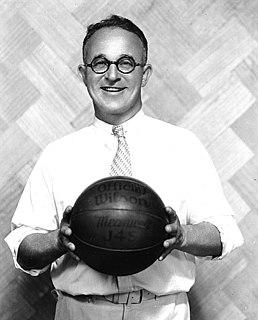 Walter Meanwell British basketball coach