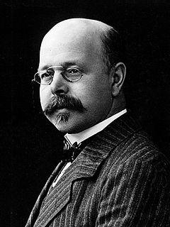 Walther Nernst German chemist