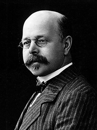 Walther Nernst - Image: Walther Nernst 1900s