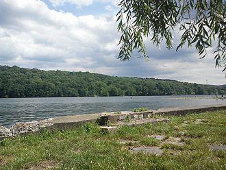 Monroe, New York - Walton Lake Monroe