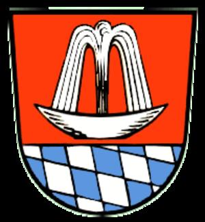 Bad Heilbrunn - Image: Wappen Bad Heilbrunn