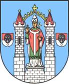 Wappen der Stadt Aken (Elbe)