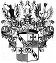 Wappen Ambrosius Franz von Virmont ab 1734.jpg