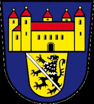Marktleugast - Image: Wappen Marktleugast