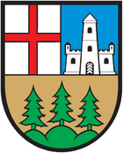 Coat of arms of the local community Osburg