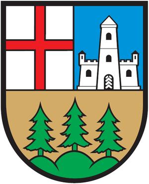 Osburg - Image: Wappen Osburg