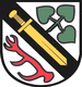 Coat of arms of Volkerode