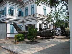 English: War Remnants Museum, Ho Chi Minh City...