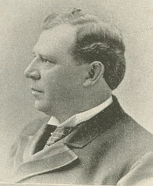 Warren O. Arnold - Arnold in 1896.