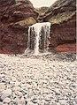 Waterfall, Peppercombe shore - geograph.org.uk - 177247.jpg