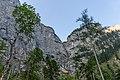Waterfalls along Wanderweg, Gesäuse National Park, Ennstaler Alpen, Austria 02.jpg