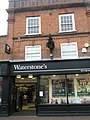 Waterstone's in the High Street - geograph.org.uk - 1604504.jpg