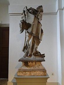 Grabstein der Familie Weinlig, 2014 im Palais im Großen Garten (Quelle: Wikimedia)