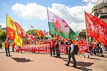 Welsh independence march Cardiff May 11 2019 10.jpg