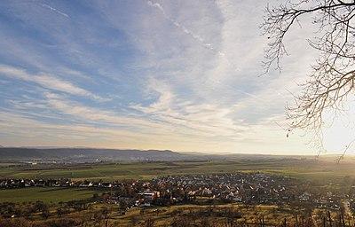 Wendelsheim beim Rottenburg vom Pfaffenberg.jpg