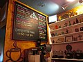 Who Dat Cafe pre-renovation Corner Shelves New Orleans.jpg