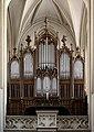 Wien - Maria am Gestade, Orgel.JPG