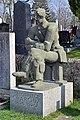 Wiener Zentralfriedhof - Gruppe 40 - Grab von Siegfried Charoux - 2.jpg