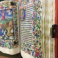 Wiki Loves Art - Liège - Bibliothèque de l'Université de Liège - Livre d'heures (détail) 02.jpg