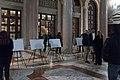 Wiki Loves Puglia exhibition 2019 la mostra - Colonnato della Provincia Metropolitana di Bari.jpg