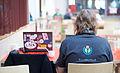 Wikimedia Hackathon 2013 - Flickr - Sebastiaan ter Burg (19).jpg