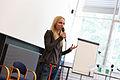 Wikimedia Hackathon 2015 - 2193 - Lila Tretikov.jpg
